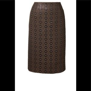 NEW Orla Kiely Pencil Skirt